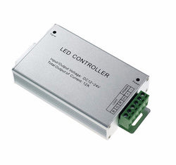 DC12-24V 24Key RGB IR Remote Controller 12/24A Output Current - ePeriodLED
