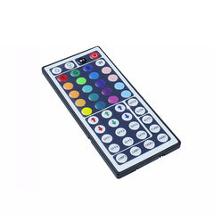 44 keys IR remote control 12A/24A DC12-24V for RGB led strip - ePeriod Led Lighting Store