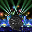 LED Stage Lights 18 RGB PAR LED DMX512 for DJ Disco Party KTV - ePeriod Led Lighting Store