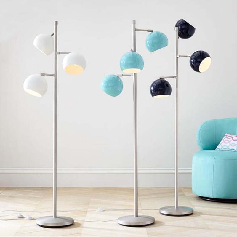 Nordic post-modern LED floor lamp indoor lighting