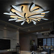Remote aluminum ceiling lights for bedroom dimmer acrylic Body - ePeriod Led Lighting Store