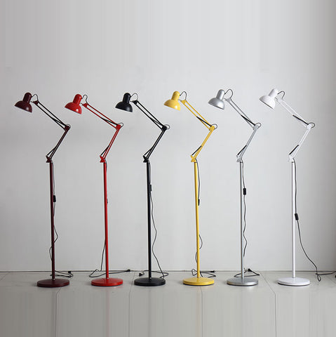 Modern metal Foldable Simple Floor Lamp For Living Room bedroom