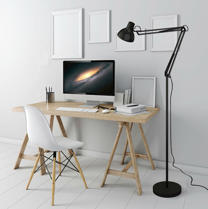 Modern metal Foldable Floor Lamp For Living Room bedroom