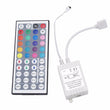 Led strip RGB Controller with 24/44 Keys IR Controler DC12V - ePeriod Led Lighting Store