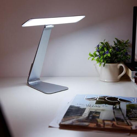 Ultrathin Foldable metal Touch Switch Led Table Lamp