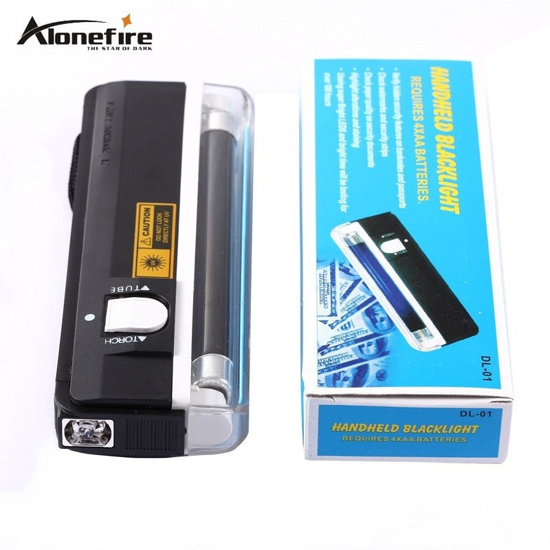 LED flashlight UV Leak Detector For bank note/test currency - ePeriod Led Lighting Store