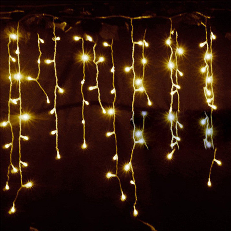 Outdoor decoration 3.5m Droop 0.3-0.5m Led string