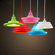 Novelty Colorful Silica Gel Pendant lights E27 Art Pendant Lamps - ePeriod Led Lighting Store