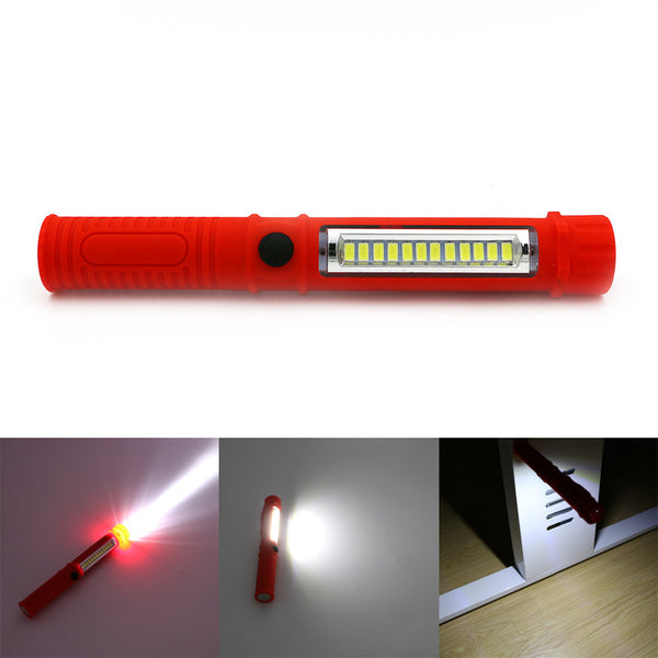 Portable LED COB Flashlight Torch Lantern Work Light - ePeriod Led Lighting Store
