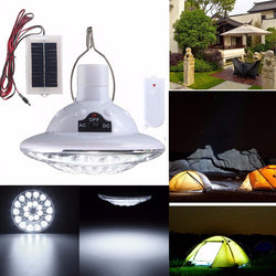 22 LED Solar Light Outdoor Garden With Remote Control - ePeriodLED
