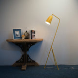 Modern Minimalist Industrial Floor Lamp for Living room