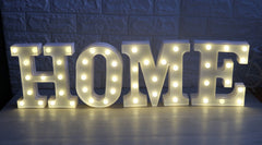 26 Letters Marquee Sign Alphabet LED Night Light
