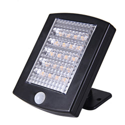 20LED Solar Sensor Solar Powered Emergency Security Spot Light - ePeriodLED