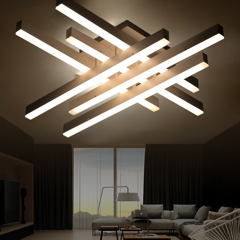 Remote control Aluminum ceiling lights for home decoration - ePeriod Led Lighting Store