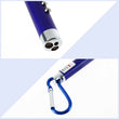 Mini FlashLight Torch Emergency Keychain 5mw Laser Pen - ePeriod Led Lighting Store