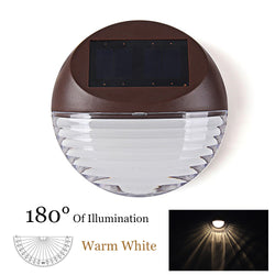Outdoor LED Solar Light 2LED warm white Waterproof IP55 - ePeriod Led Lighting Store