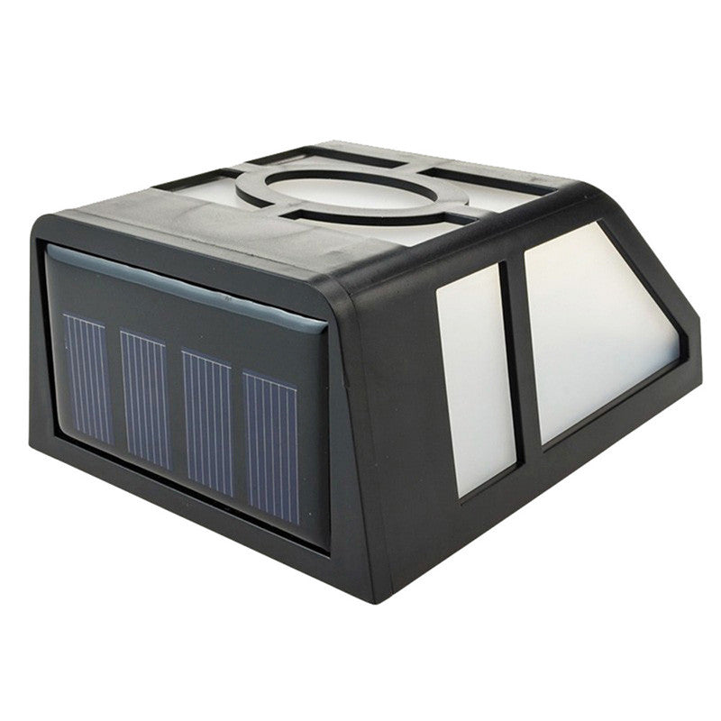Waterproof IP65 Outdoor Led solar light wall lamps