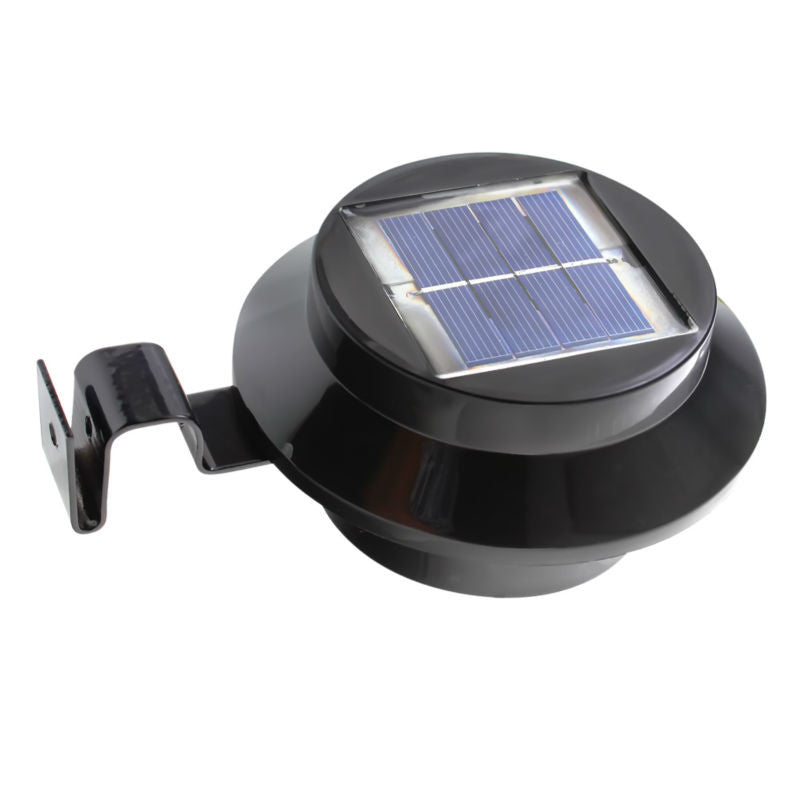1x 3 leds light sensor control Solar Powered Solar Lights - ePeriodLED