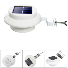 1x 3 leds light sensor control Solar Powered Solar Lights - ePeriod Led Lighting Store