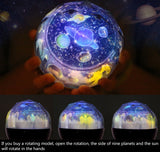 Night Light Planet Magic Projector Earth Universe LED Lamp Colorful - ePeriod Led Lighting Store