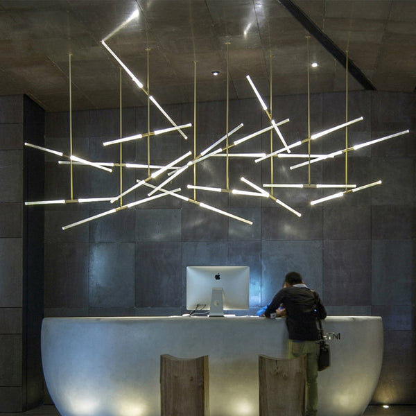 ePeriod modern Led Pendant Light for dining room Home Fixture - ePeriodLED