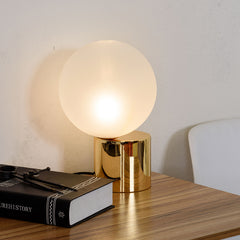 Table Lamp Luxurious Desk lamp Gold Globe Bedside lamp Home Lighting