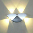 Butterfly led wall light fixture Modern Simple Style AC85-265V