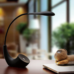 USB LED Desk Lamp Rechargeable Table Lamp Touch switch Dimmable