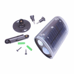 Solar Powered 3W LED Street Light PIR Motion Sensor - ePeriod Led Lighting Store
