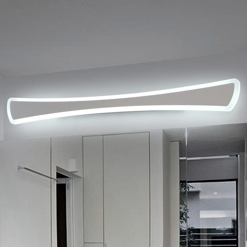 Modern Nordic Kitchen Bathroom Mirror Led Wall Lamps