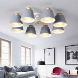 Modern LED Nordic ceiling lights dining room Fixtures Novelty living room - ePeriod Led Lighting Store