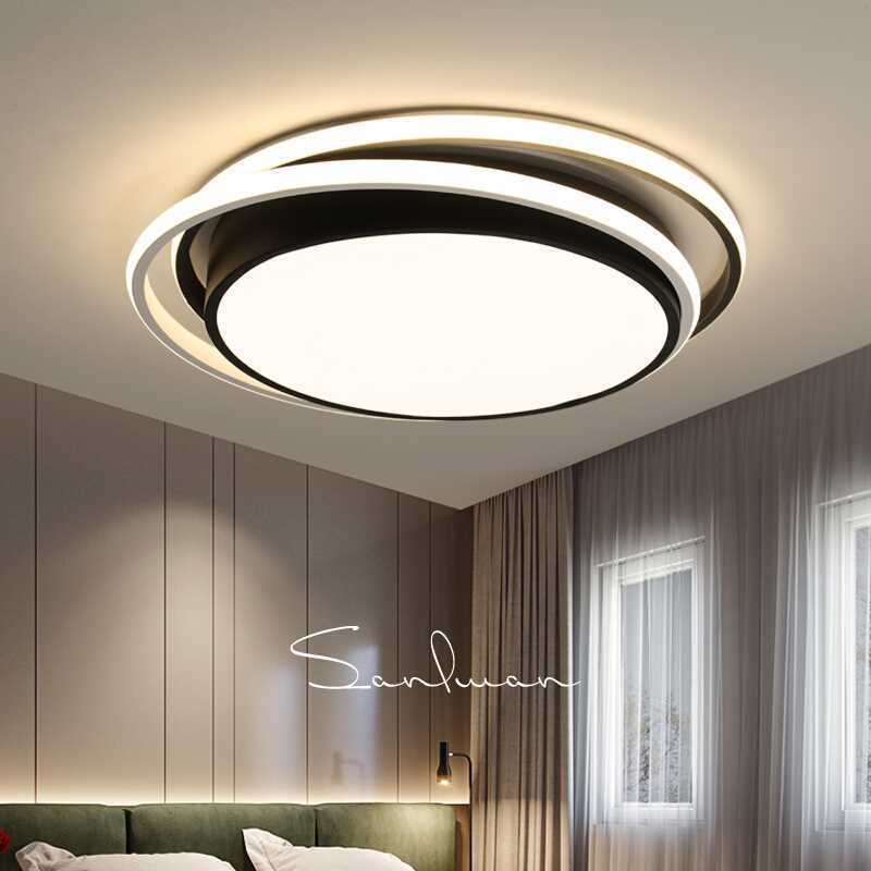 Dimmable LED Ceiling Lights with remote control