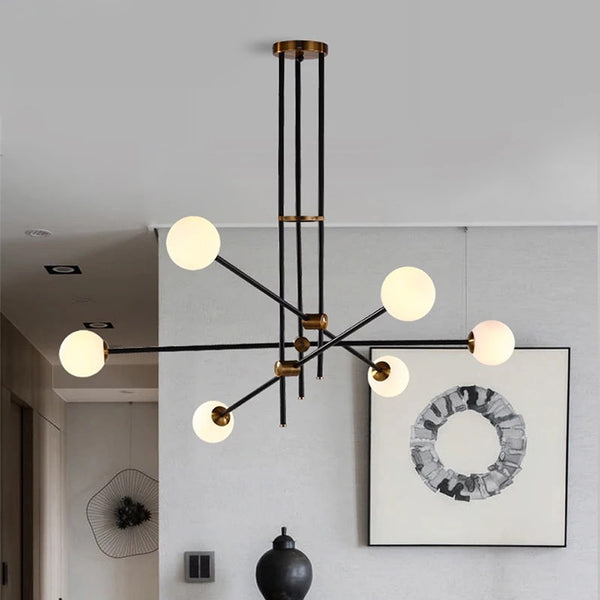 LED Chandelier Home Living Room Decoration Pendant light