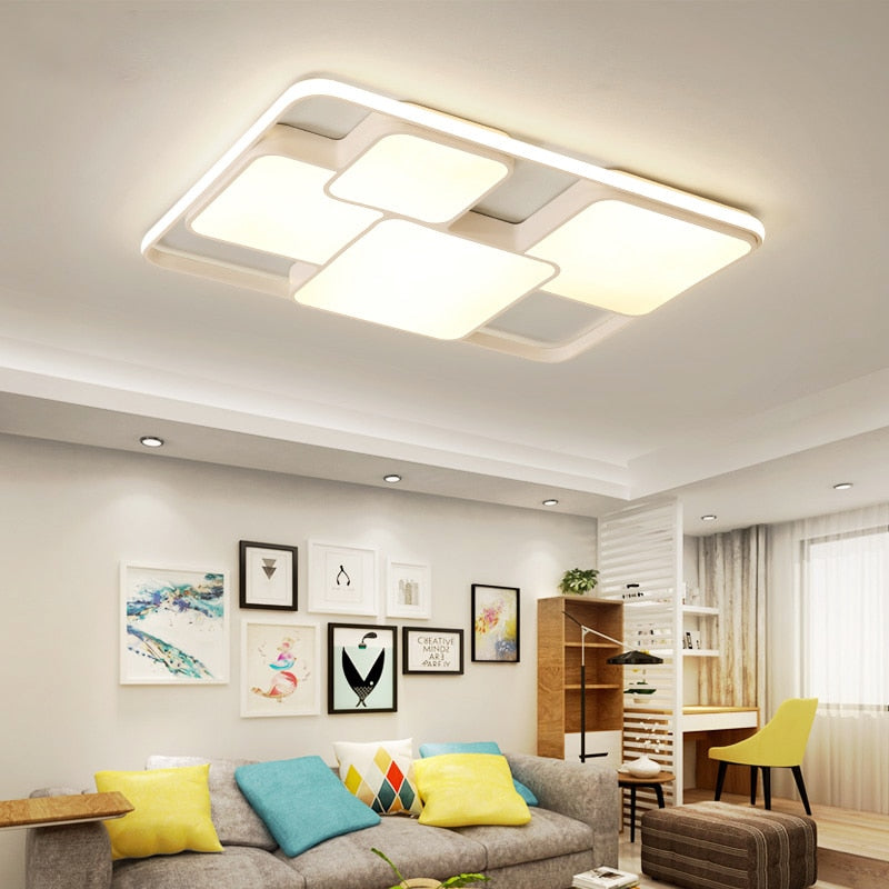 Modern led Ceiling Lights for Living Room Bedroom