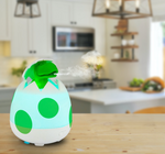 Small Dino  EGG Room Aromatherapy Diffuser - Silicone Soft Top Design - USB Powered