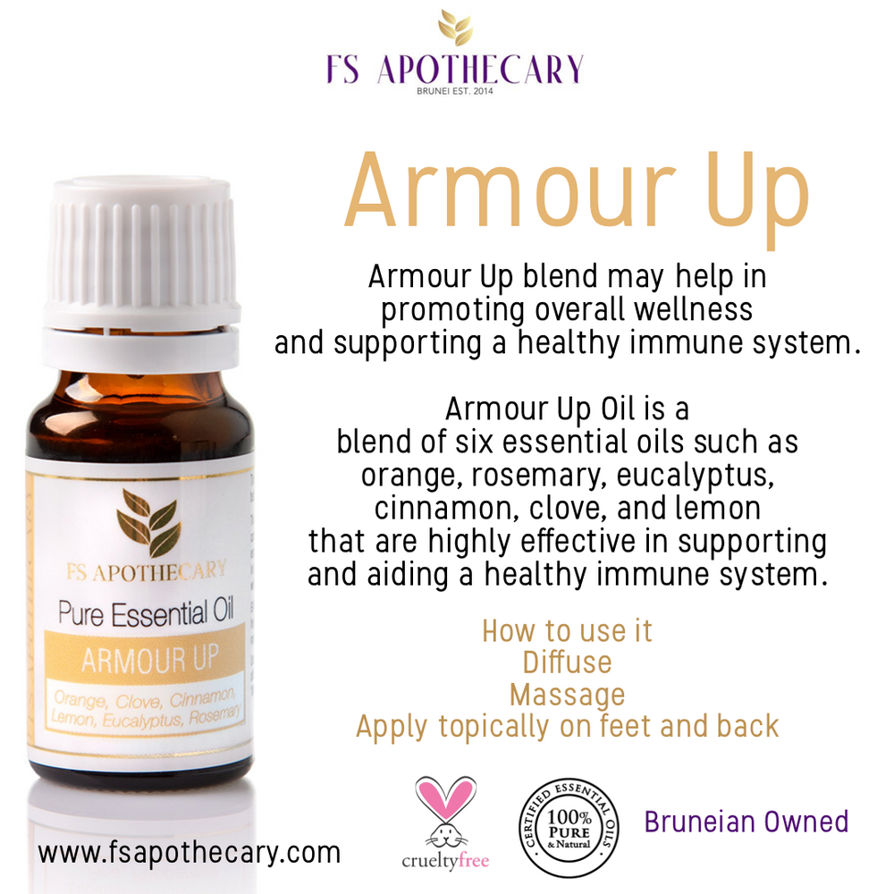 Armour Up (for Defense)