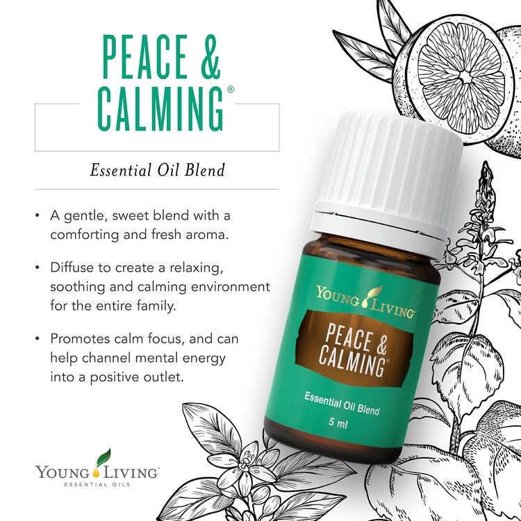 5ml Peace & Calming