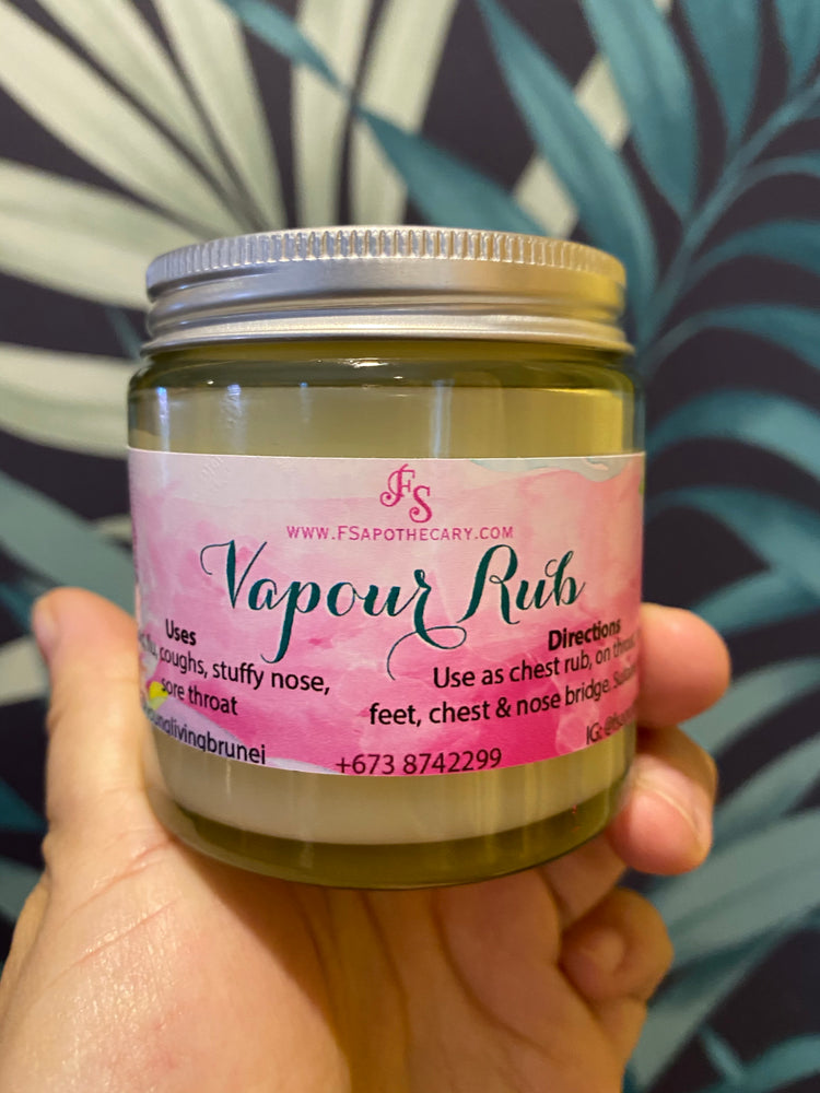 120ml Vapor Rub