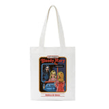 Bloody Mary Canvas Tote  shopping bags