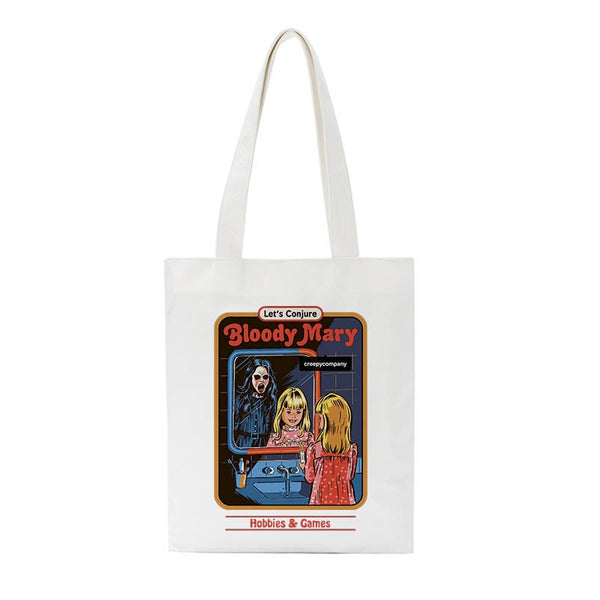 Bloody Mary canvas Tote