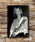 N1799 Tom Petty Rock and Roll Hall of Fame 8x12 20x30 24x36 Silk Poster Art L-W Canvas Print Decoration - Kool Cat Records T Shirts N More