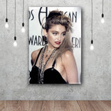 Madonna Silk Poster For Home Decorative 12x18 24x36inch