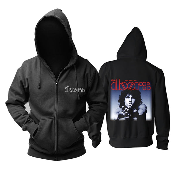 The Doors Rock band   Rainbow Spectrum Heavy Metal  HOODIE