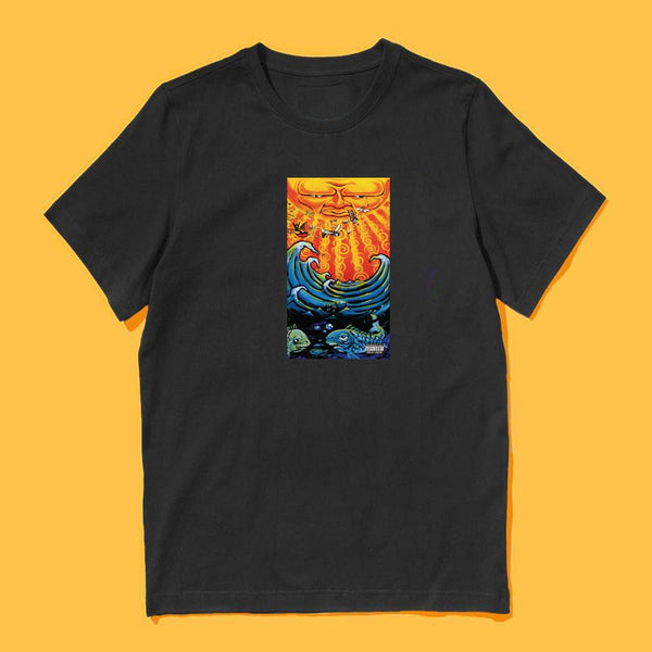 sublime rock band print 100% cotton t shirts - Kool Cat Records T Shirts N More