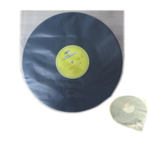 "12"" Vinyl  Record Sleeves Outer and Inner Plastic Record Cover Container - Kool Cat Records T Shirts N More"