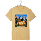Waiting for the sun the doors rock fashion vintage t shirt