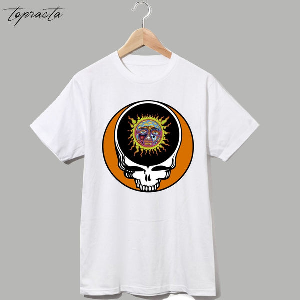 The Who grateful Dead sublime Psychedelic Rock  t shirt men women's top tee item NO-RSHSSDX323