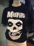 Misfits T Shirt - Kool Cat Records T Shirts N More