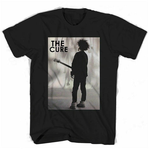 The Cure unisex T-Shirt Usa Size S M L Xl 2Xl 3Xl  Confortable Tee Shirt - Kool Cat Records T Shirts N More