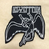 LED Zeppelin British rock band embroidered  pat
